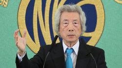 小泉元首相に「よくぞ言ってくれた」