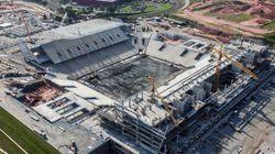 ブラジルのワールドカップ会場、クレーン倒壊で2人死亡