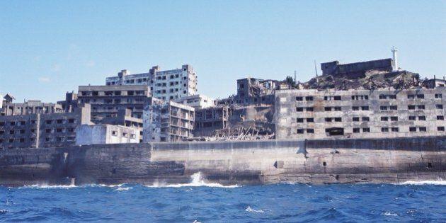 世界遺産に「軍艦島」ふさわしい?韓国で反対続く
