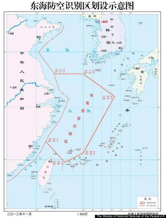 中国が設定した「防空識別圏」は何が問題なのか【争点:安全保障 ...