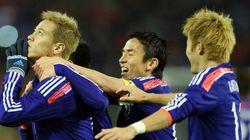 サッカー日本代表、強豪ベルギーに3-2で勝利【画像多数】