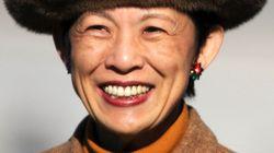 高円宮久子さまと昭恵夫人がキムチ作り 日韓交流アピール