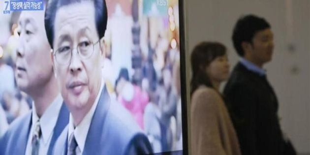 張成沢氏を「犯罪行為」で解任 北朝鮮が正式発表