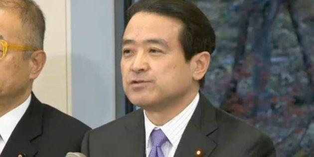 江田憲司氏ら14人離党、みんなの党が分裂
