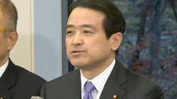 江田氏「もはやこの党に将来はない」