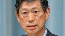自民副総裁、猪瀬知事の辞任促す