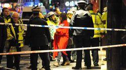 イギリス・ロンドンの劇場で天井が落下、80人以上が負傷【画像】
