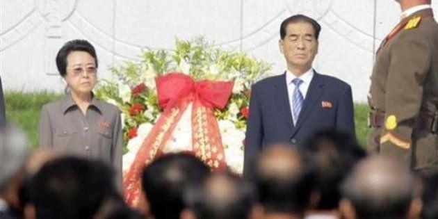 張成沢氏の妻、夫の処刑後も体制の中枢に【北朝鮮】
