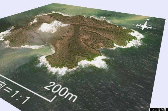 小笠原の「新島」、12月中に合体する可能性 西之島まで100m以内に【動画】