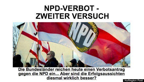 ナチスの後継「ドイツ国家民主党」活動禁止なるか/
