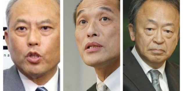 「都知事にふさわしい人」舛添要一、東国原英夫、池上彰の3氏が人気 自民調査