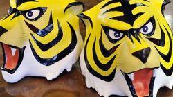 タイガーマスクの伊達直人、2013年も全国に出現【各地の贈り物とメッセージ】