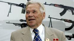 カラシニコフさん死去、自動小銃「AK47」生みの親