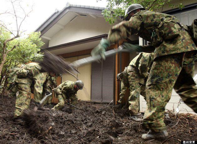 自衛隊伊豆大島災害派遣【Operation TSUBAKI RESCUE】の舞台裏