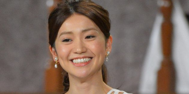 TOKYO, JAPAN - MARCH 08: Actress Yuko Oshima accepts Popularity Award during the 36th Japan Academy Prize...