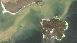 小笠原の新島、標高27mと判明 国土地理院が調査