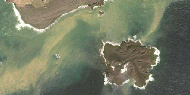 小笠原の新島、標高27メートルと判明