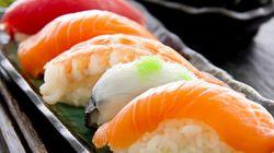 「寿司に含まれる水銀のレベル」アメリカで調査