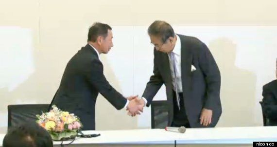 田母神俊雄氏が都知事選出馬を表明