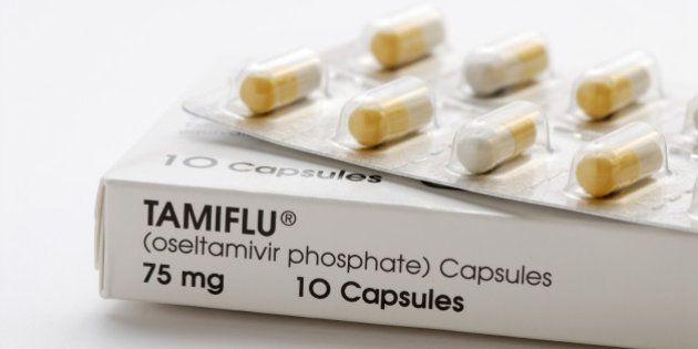 インフルエンザにタミフル・ラピアクタが効かない新種
