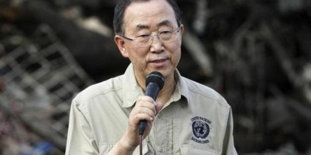 国連事務総長、南スーダンへのPKO要員5500人増派を安保理に要請
