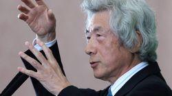 「原発の講演、やるよ」 小泉純一郎元首相が自民党に