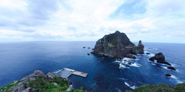 竹島・尖閣は「日本固有の領土」