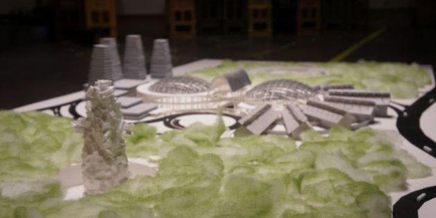 「福島第一原発観光地化計画展」が問う「ポスト311建築」と「ポスト311アート」
