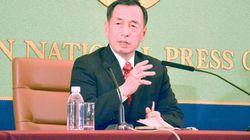 田母神俊雄氏「自民党は私を支持すべきだ」