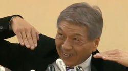 マック赤坂氏、やっぱり都知事選に立候補表明
