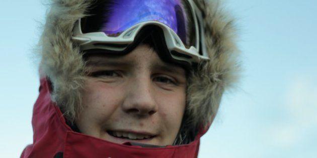 南極点に16歳少年が到達 世界最年少記録を更新
