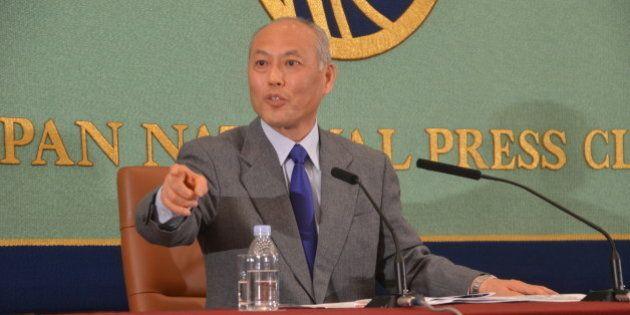 舛添要一氏「原発だけが東京の問題ではない」