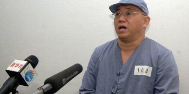 北朝鮮で懲役15年宣告の男性、アメリカ政府が特使派遣を打診