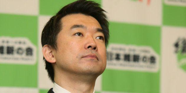 橋下徹大阪市長、辞職へ