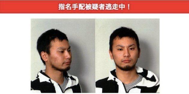 杉本裕太容疑者、横浜市で身柄確保