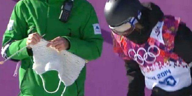 「エクストリーム編み物」がソチオリンピックの新競技に?