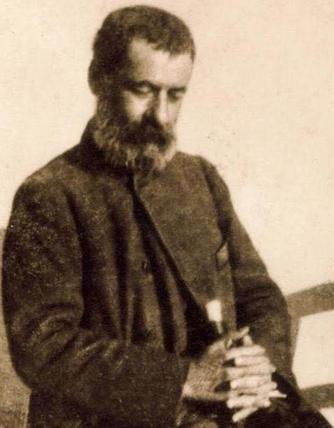 Ο μεταφραστής Αλέξανδρος Παπαδιαμάντης στην Εθνική