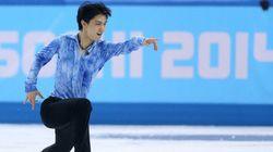 羽生結弦、フィギュア・ショートプログラム史上初100点台【ソチオリンピック】