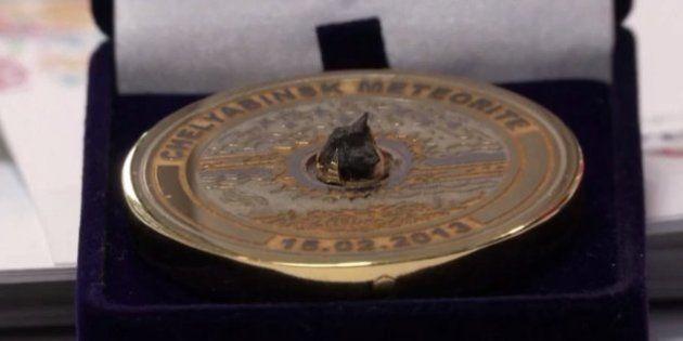 隕石メダルを金メダリストに贈呈へ 15日の10人に、葛西らに期待