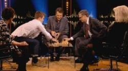 ビル・ゲイツ氏が71秒で負けたチェスの試合(動画)