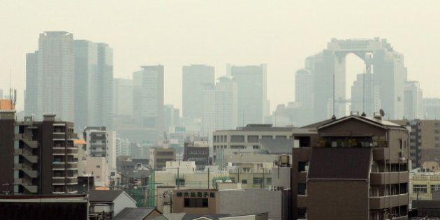 「PM2.5」濃度、各地で上昇 体育の授業が実施された地域がある理由