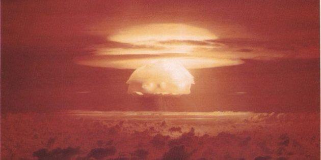 ビキニ環礁の水爆実験【動画】 第五福竜丸事件から60年