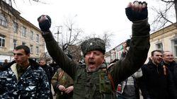 ウクライナ海軍総司令官が寝返る