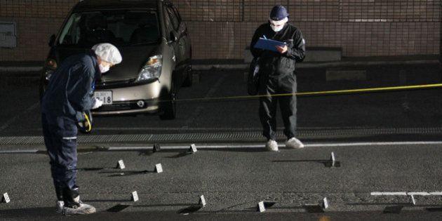 連続通り魔か、車奪い逃走 千葉県柏市で男性2人死傷