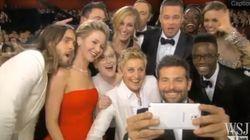 アカデミー賞、320万回RTの「自撮り写真」はサムスンのPRだった。しかし...