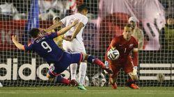 サッカー日本代表、4-2でニュージーランドに勝利、国際親善試合【画像多数】
