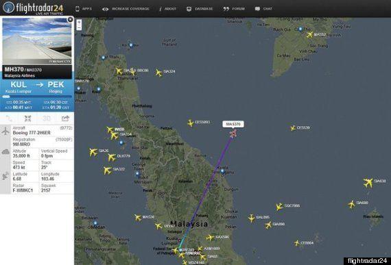 マレーシア航空機不明、FBIが捜査支援を表明 テロの可能性を否定せず