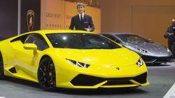 ランボルギーニが次世代スーパーカーを初披露