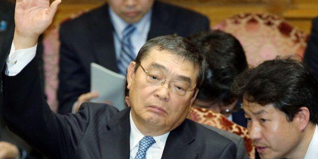 籾井勝人NHK会長、番組で視聴者に謝罪へ 参院予算委で表明