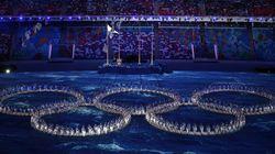 ソチオリンピック閉会式、四輪を五輪にする粋な演出 日本のメダルは8個【画像】